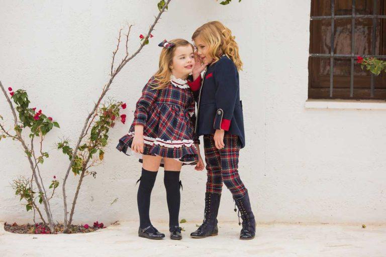 mejores firmas españolas de moda infantil