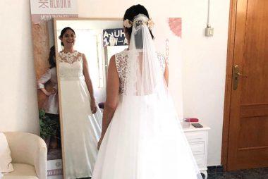 diseñar un vestido de novia a medida